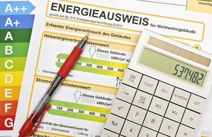 Foto Energieausweis Berechnung